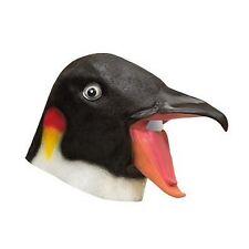 Maschera Pinguino in Lattice Carnevale Adulto Travestimento Animali