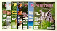 Lot of 7 Assorted Writers Journal Magazines | Self Publishing | Writing | Poetry