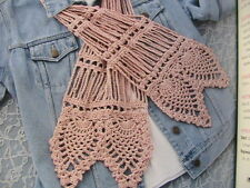 THINK PINK CROCHET FOR THE CURE~31 patterns~Annie's Attic~thoughtful patterns