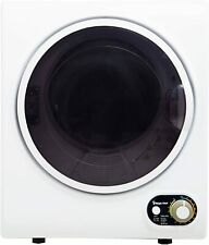1.5-Cu. Ft. Compact Electric Dryer in White New