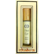 Third Eye Chakra Perfumed Oil Premium Natural Perfume Fragrance Scented Oils