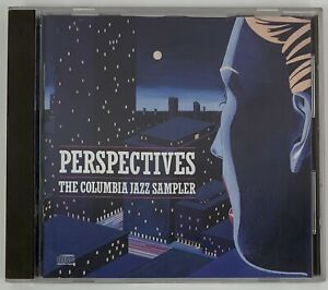 Perspectives The Columbia Jazz Sampler CD CKX44204 1988 Early DADC Pressing V/A