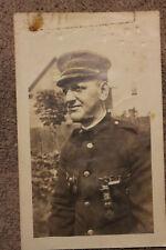 Original U.S. 17th N.Y. USWV Spanish American War Veteran's w/Medals Photograph