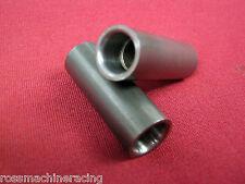 Steel Fuel Injector Boss Bungs Holders Cups Qty 4 RMR-101