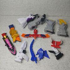 Bandai Power Rangers 2000s 2010s Zord Parts Lot