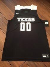 Nike Team Elite Franchise Basketball Jersey Texas Longhorns SZ: Med SAMPLE NCAA