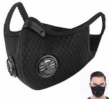 95-KN Face Mask Reusable Washable Black Unisex Fashion Fast Shipping