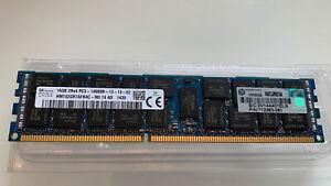 SK Hynix 16GB 2Rx4 PC3-14900R-13-12-E2 HMT42GR7AFR4C Server Memory RAM