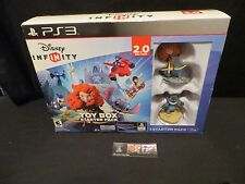 PS3 Disney Infinity: Toy Box Starter Pack (2.0 Edition) PlayStation 3