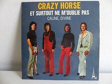 CRAZY HORSE Et surtout ne m oublie pas 29000