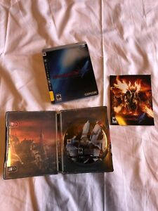 Devil May Cry 4 Collector's Edition Sony Playstation 3 PS3 Complete Steelbook