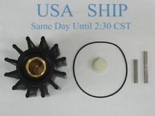 Impeller Kit Replaces Sherwood 17000K Cummins 3802444 Caterpillar 1W5664