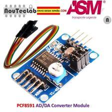 PCF8591 AD/DA Converter Module Analog To Digital Conversion AD DA + Cable