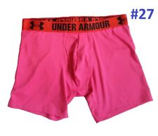 "NEW Under Armour Boxerjock Boxer Briefs 6"" Underwear Men's Multi-Color M L XL"