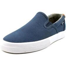 Scarpe casual da uomo blu tessili Numero 40,5