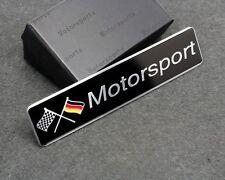 Metal Racing Sport Motorsport Emblems Emblem Badge Sticker Germany For BMW Mini