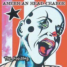 FREE US SHIP. on ANY 3+ CDs! ~Used,Very Good CD American Head Charge: Feeding