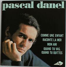 """PASCAL DANEL """"COMME UNE ENFANT""""  CD 4 TITRES"""