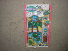 New  Pokemon House Playset #7 Squirtle #61 Poliwhirl