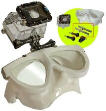 GoPro Mask Mount with Mantis5 Mask(GULL)