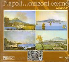 AAVV Napoli.....canzoni eterne vol.4°  CD