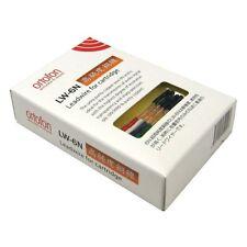 Ortofon Headshellkabel LW-6N, 4er Set, farbcodiert, Länge 35mm (4571106661823)