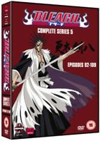 Nuovo Bleach - Serie Completa 5 DVD Episodi 92-109