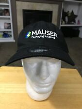 Mauser Packaging Solutions Hard To Ship Paints Pharmaceuticals Chem Baseball Cap