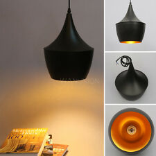 Home Modern Aluminum Lampshade Pendant Lamp Ceiling Lighting Chandelier Fixture