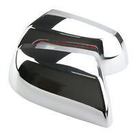 Chrome Plated Top Half Mirror Covers for TOYOTA TUNDRA SEQUOIA Crew Cab Pickup