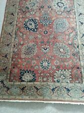 More details for beautiful eastern design rug 70inches x 48inches v.g.c