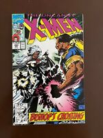 X-Men 283 - NM / Mint (9.8) White Pages!! 1st full appearance of Bishop