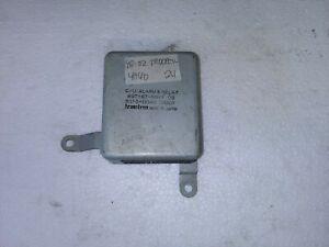1998-2002 Isuzu Trooper alarm module 897167-9911