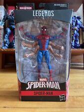 Custom Marvel Legends 6 inch 6 Arm Spider Man