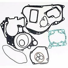 SUZUKI RM125 RM 125 COMPLETE ENGINE GASKETS KIT 1986,HEAD,BASE,CASE,CLUTCH,REED