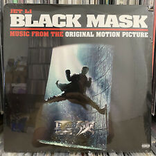 BLACK MASK SOUNDTRACK (VINYL 2LP)  1999!!  RARE!!  D.I.T.C. + JIGMASTAS + DEFARI