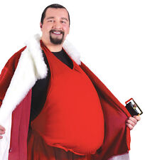 Santa Belly Padded Stuffer Fat Stomach Padding Adult Claus Christmas Halloween