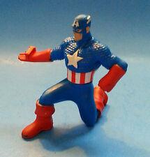 2010 Marvel Heroes #7 CAPTAIN AMERICA McDonald's OOP