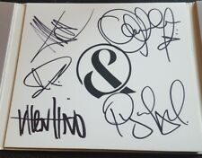 SWEET! Cold World by OF MICE & MEN Signed Autographed CD by All Original