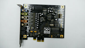 Carte son Creative Sound Blaster X f i titanium 7.1