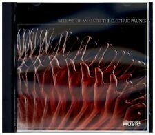 THE ELECTRIC PRUNES RELEASE OF AN OATH 1968 CC MUSIC PROMO NEW AND SEALED CD