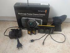 BMPCC OG (Blackmagic Pocket Cinema Camera Original) + Accessoires