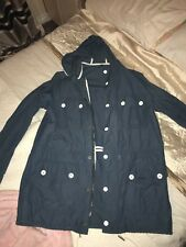 mens barbour jacket large