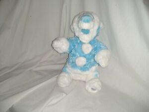 """13"""" cute soft snowball tigger blue winnie the pooh disney store plush doll"""