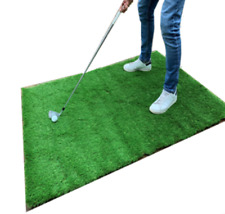 Golf Practice Mat Driving Range Mat 40mm Chipping Practice 1m x 1.5m