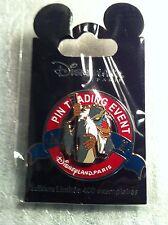 DLRP PIN - Pin MICKEY&THE MAGICIEN RAFIKI  PIN Trading evens  - L.E 400