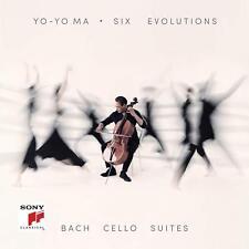 Yo-Yo Ma - Six Evolutions (NEW 2 x CD)