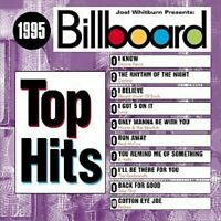 Billboard Top Hits 1995 By Various Artists , Music CD (Promo CD)