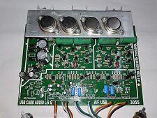 HiFi 200 W RMS Stereo Audio Amplifier Kit Board,Transister Board Power Amplifier