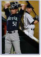 Ichiro 2019 Topps Gold Label Class One 5x7 Gold #55 /10 Mariners